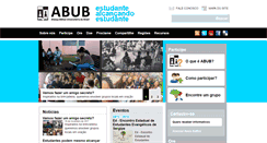 Preview of abub.org.br